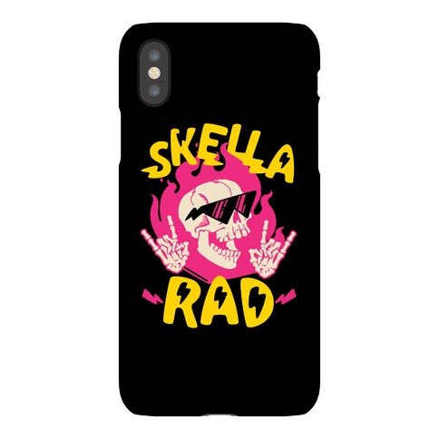 Skella Rad Phone Case