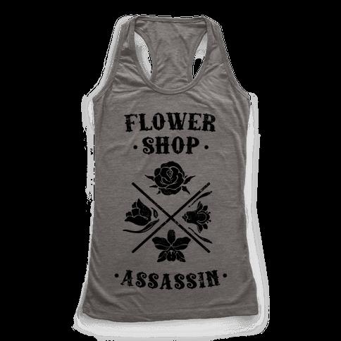 Flower Shop Assassin (Vintage)