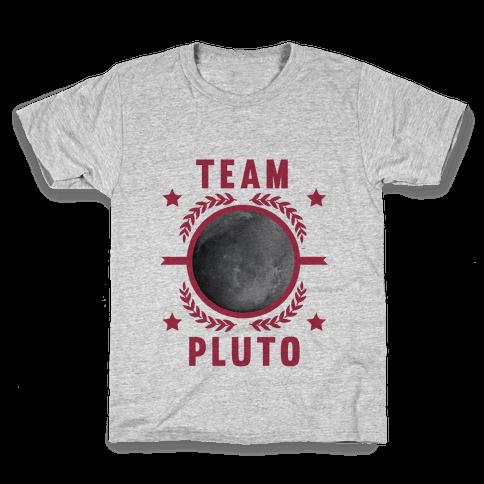 Team Pluto Kids T-Shirt