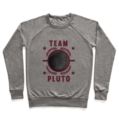 Team Pluto Pullover