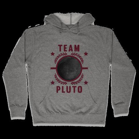 Team Pluto Hooded Sweatshirt