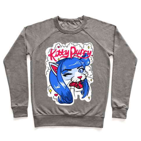 Kitty Purry Pullover