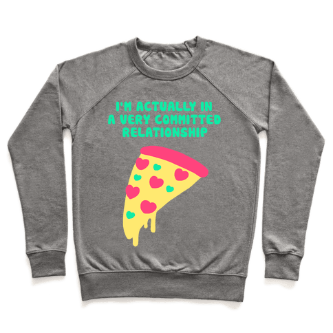 Pizza Relationship Pullover