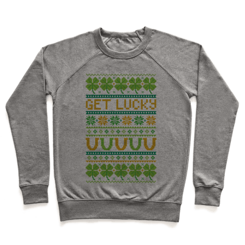 St. Patrick's Day Ugly Sweater Pullover