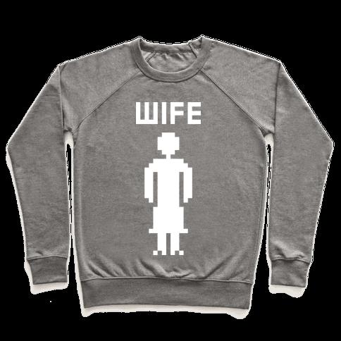 Nerd Wife Pullover
