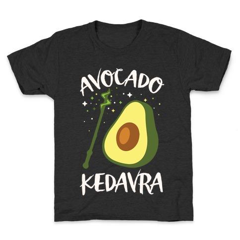 Avocado Kedavra Kids T-Shirt
