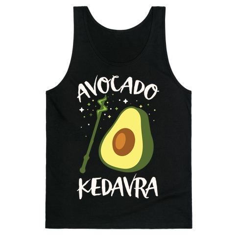 Avocado Kedavra Tank Top