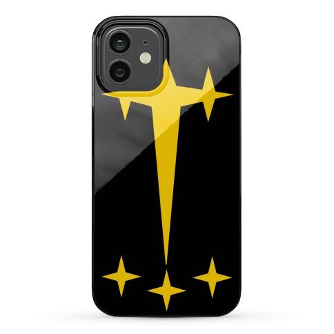 Three Star Goku Uniform Phone Case