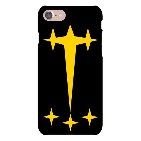 Three Star Goku Uniform Phone Case