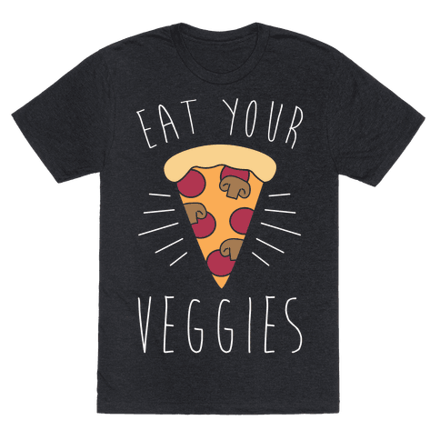 Eat Your Veggies (Pizza)