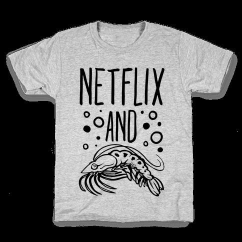 Netflix and Krill Kids T-Shirt