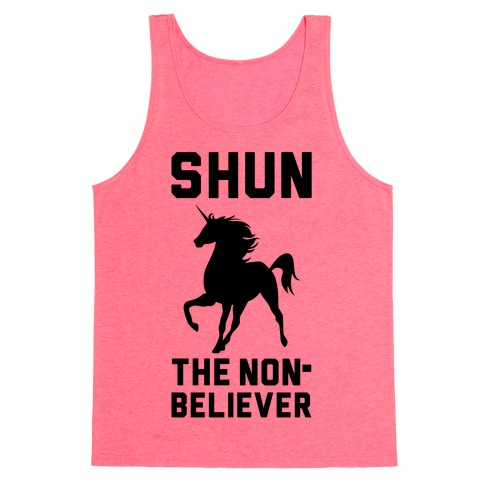 Shun the Nonbeliever Tank Top