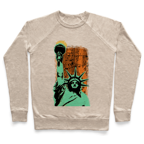 Liberty in the City Pullover