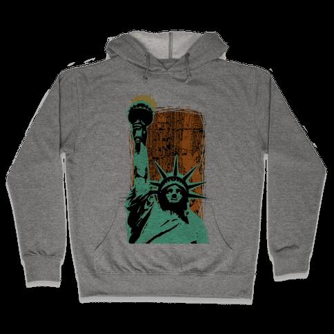 Liberty in the City Hooded Sweatshirt