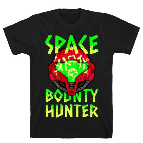 Space Bounty Hunter T-Shirt