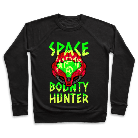Space Bounty Hunter Pullover