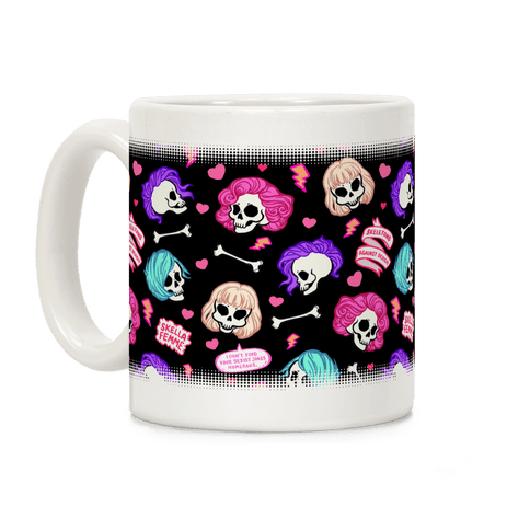 Spooky Scary Feminists Coffee Mug