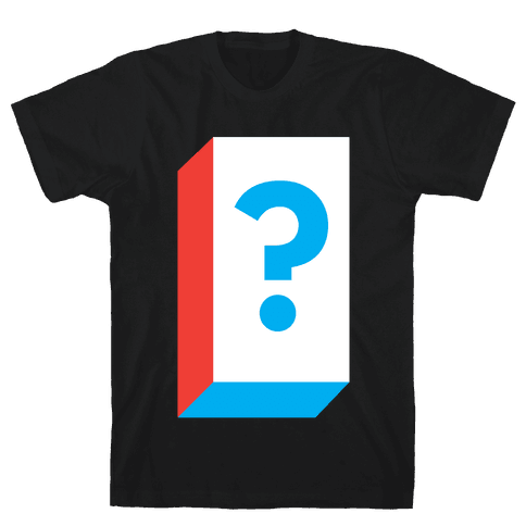 Mystery Box Mens T-Shirt