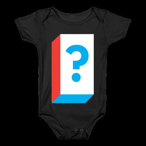 Mystery Box Baby Onesy