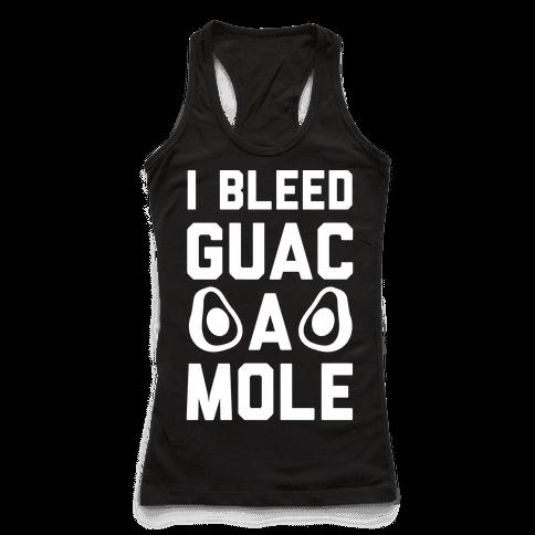 I Bleed Guacamole