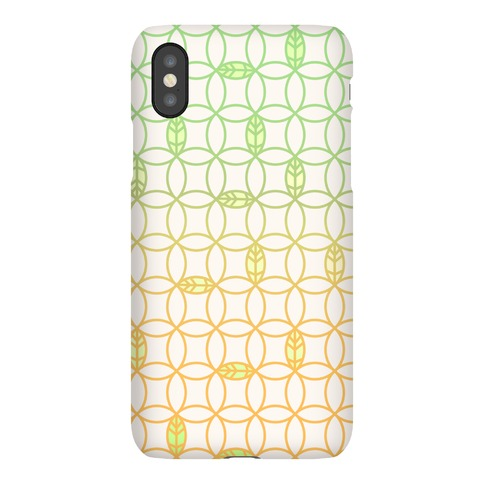 Spring Leaves Phone Case