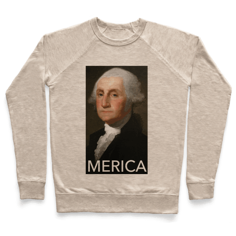 Washington's Merica Pullover
