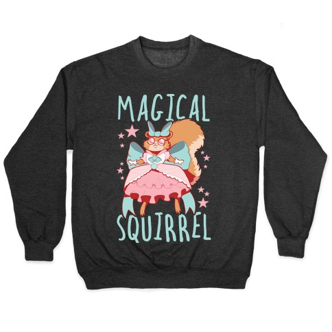 Magical Squirrel Pullover