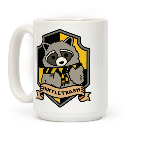 Huffletrash Coffee Mug