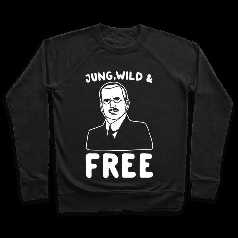 Jung Wild & Free Parody White Print