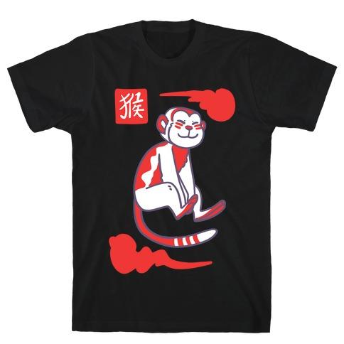 Monkey - Chinese Zodiac T-Shirt