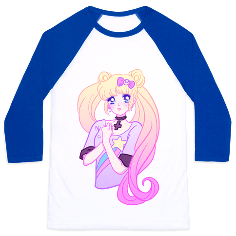 Dream Moon Parody Baseball Tee