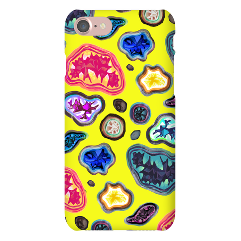 Geode Pattern Phone Case