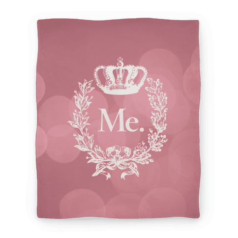 The Royal Me Blanket