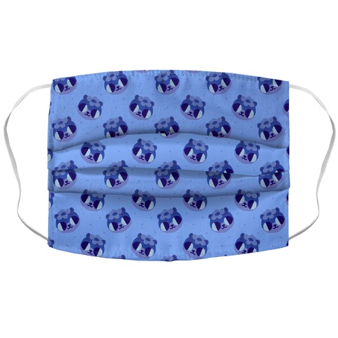 BlueBeary Accordion Face Mask