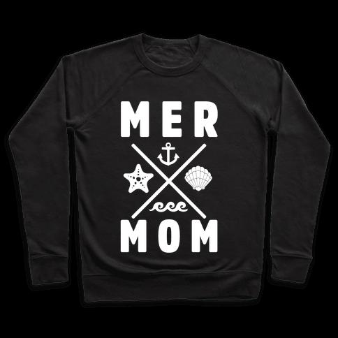 Mermom Pullover