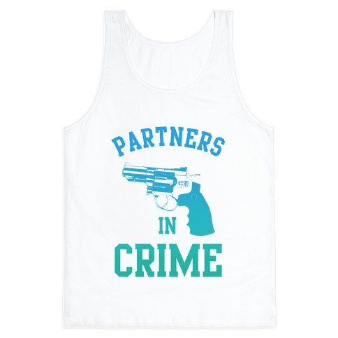 Partners in Crime (Blue)