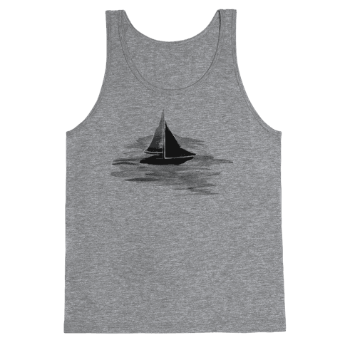 Sail The Seas Tank Top