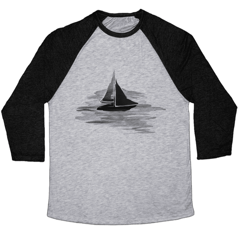 Sail The Seas Baseball Tee