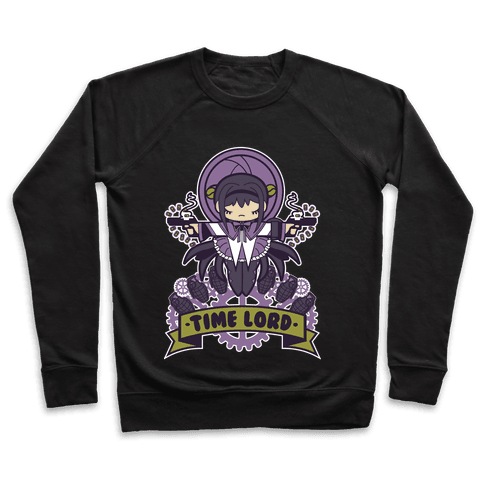 Time Lord Homura Akemi Pullover