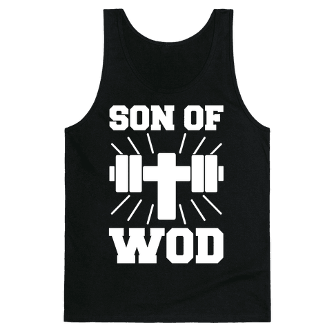 Son of Wod Tank Top
