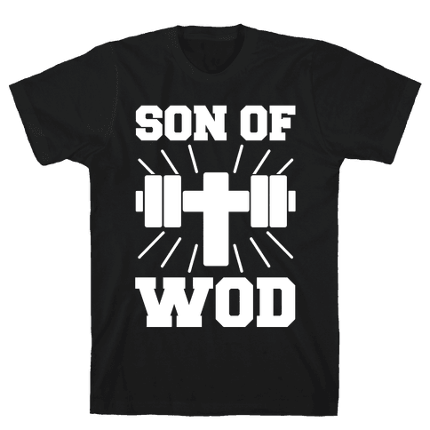 Son of Wod Mens T-Shirt