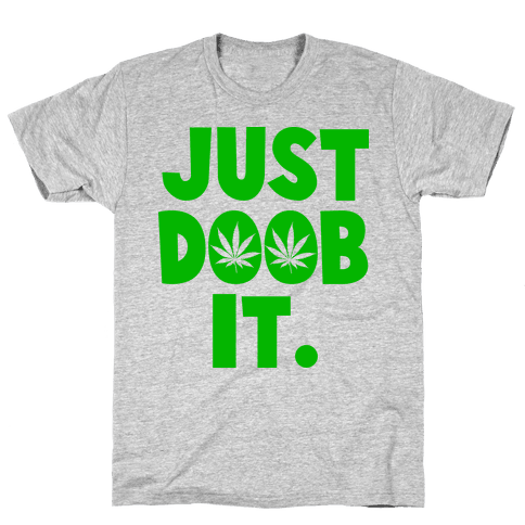 Just Doob it Mens T-Shirt