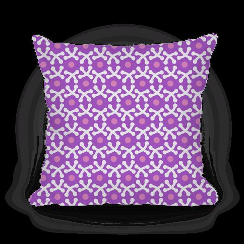 Purple Crafters Stitch Pattern