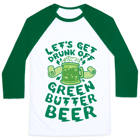Green Butter Beer