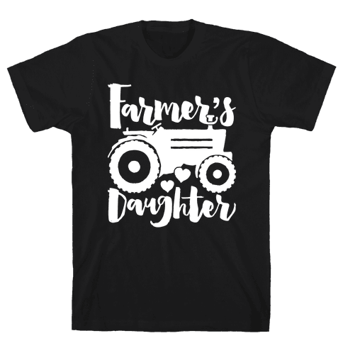 Farmer's Daughter Mens T-Shirt