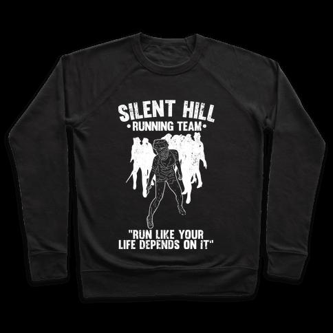 Silent Hill Running Team (White) Pullover