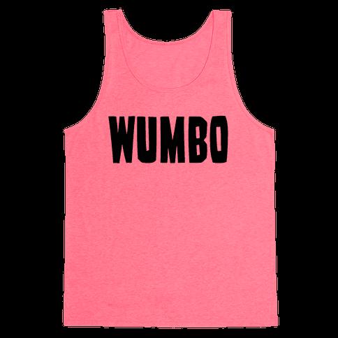 Wumbo Tank Top