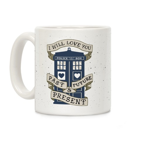 Doctor Who Lover Coffee Mug