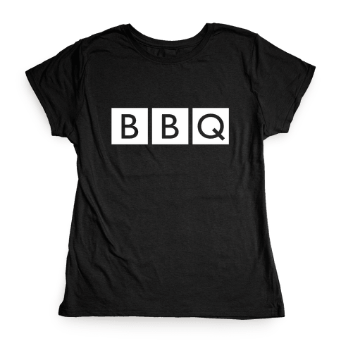 BBQ Womens T-Shirt