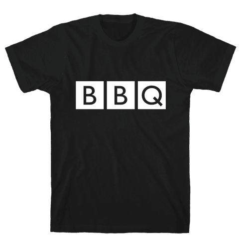 BBQ Mens T-Shirt